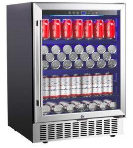 AAOBOSI JC-145C Beverage Refrigerator