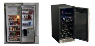 Beverage Cooler Vs Refrigerator