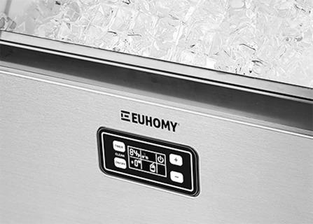 Control Panel of Euhomy IM-02