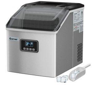 Costway 24525US-CYEP Countertop Ice Machine