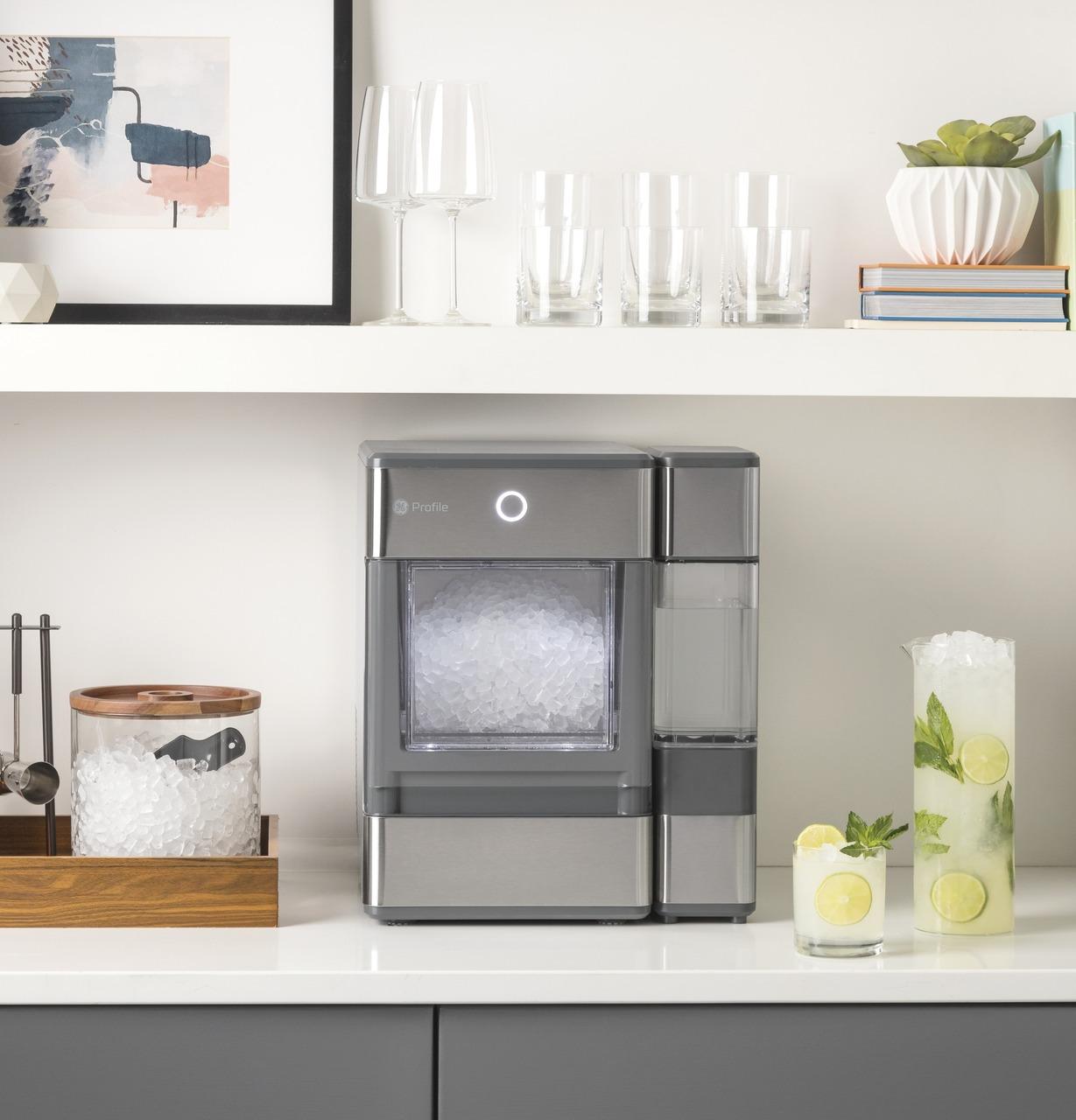 Design of GE Profile Opal Ice Maker