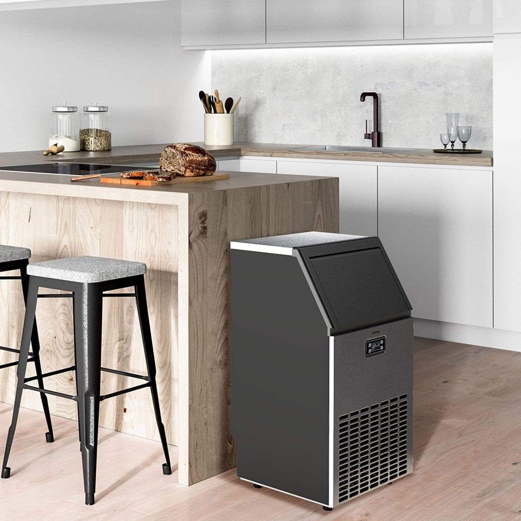 Design of hOmeLabs Commercial Ice Maker