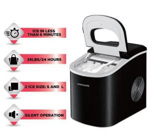 Features of Frigidaire EFIC101-BLACK