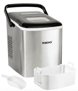 Igloo ICEB26HNSS Portable Ice Maker
