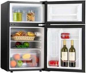 Kuppet 3.2 Cu.Ft Compact Basement Refrigerator