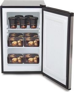 Whynter CUF-210SS Upright Freezer