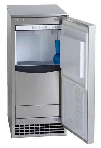 Internal Section of Ice-O-Matic GEMU090