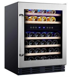Kalamera C246T 24'' Built-in Wine Cooler