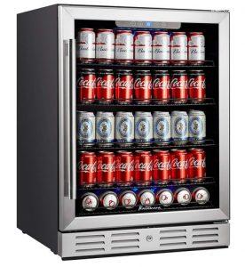 Kalamera KRC-154BV-S Beverage Cooler