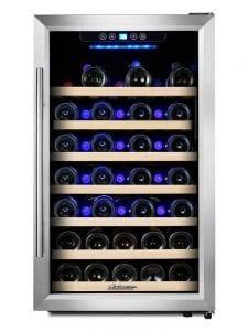 Kalamera KRC-52SZF 4.2 Cu. Ft Wine Refrigerator