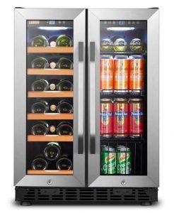Lanbo LB36BD Wine and Beverage Refrigerator