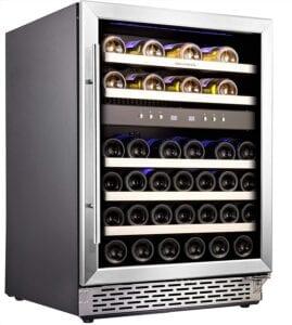 Phiestina 45 Bottle Wine Cooler