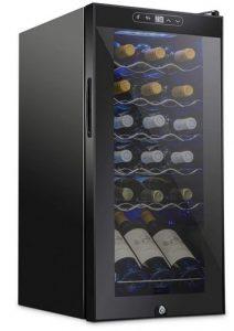 Schmecke 18 Bottle Compressor Wine Cooler