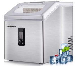 Sentern Portable CLEAR Ice Maker