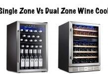 Single Zone Vs Dual Zone Wine Cooler