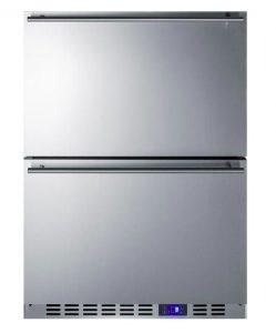 Summit SCFF532D Drawer Counter Depth Freezer