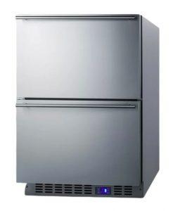 Summit SCFF532D Drawer Freezer