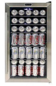 Whynter BR 130SB Beverage Refrigerator